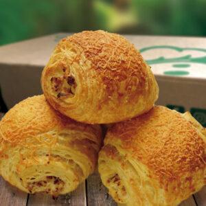 Croissant Pollo Carbonara